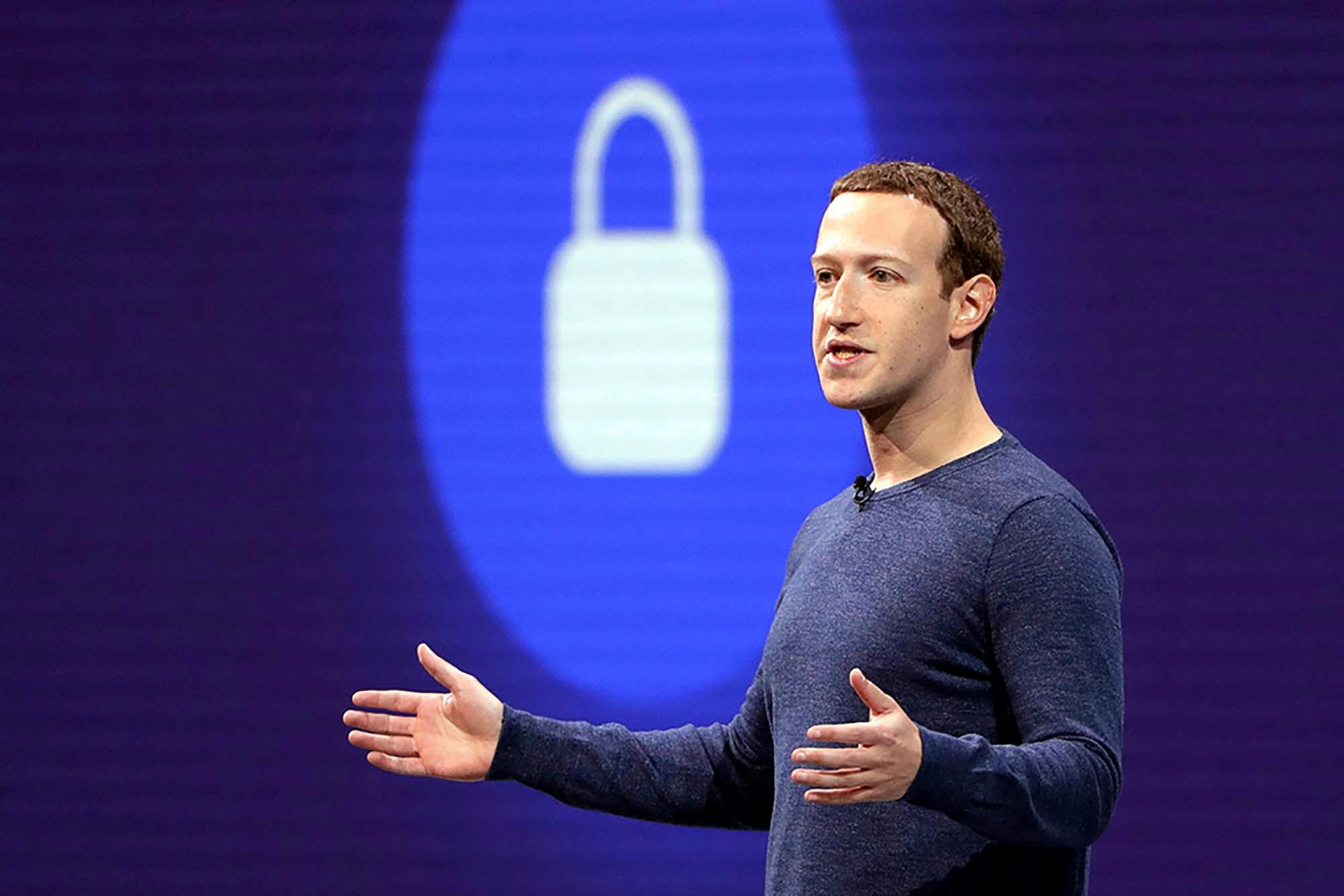 Массовый взлом Facebook привел к тому, что номер телефона Марка Цукерберга был раскрыт в Интернете.