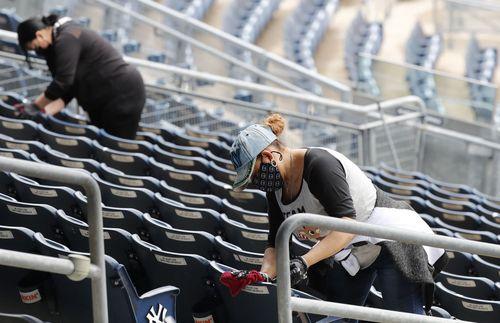 31.03.21 - Тренировка на стадионе Янки